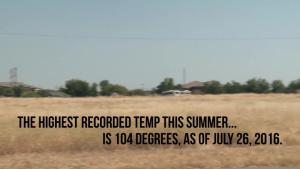 Heat Stress Program (with slate)