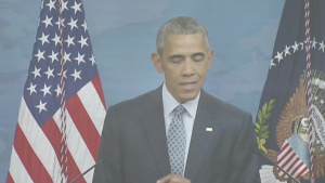 Obama Speaks on the Counter-ISIL Campaign