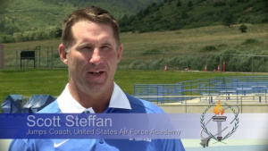 1st Lt. Cale Simmons profile feature