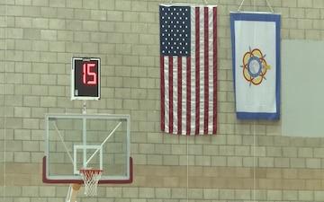 2016 CISM World Military Women's Basketball Tournament Day 5 B-Roll