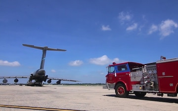 Fire truck begins journey from Princeton to Nicaragua