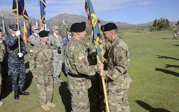 WSMR Change of Command, BG Coffin to BG Sanchez