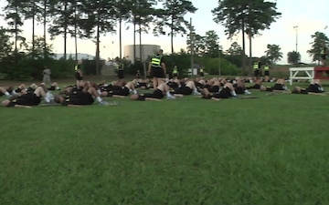 Army Reserve Drill Sergeants Step Up
