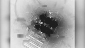Aug 25: Coalition Airstrike Destroys a Da'esh VBIED Factory Near Mosul, Iraq