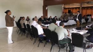 Professional Development Exchange - El Salvador
