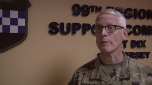 99th RSC Welcomes New Commanding General