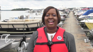 Brenda Johnson-Turner Wear Your Life Jacket