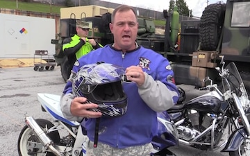 Motorcycle Safety PSA from the 335th Signal Command