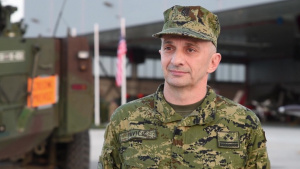 COL Tomislav Pavicic Interview at Immediate Response Opening Ceremony