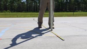 USACE Engineers Evaluate Camouflet Repair Alternatives