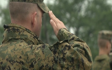 Marines attend opening ceremony for Exercise Forest Light