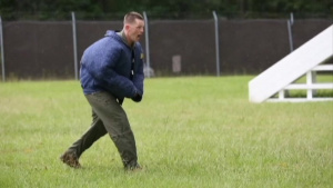 Through Their Eyes: Military Working Dog