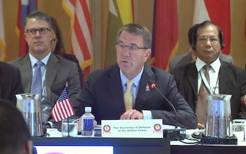Carter Speaks at ASEAN Meeting SOT 2