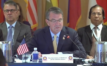 Carter Speaks at ASEAN Meeting SOT3