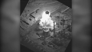 Sep 26: Coalition Airstrike Destroys a Da'esh VBIED Facility & Chemical Munitions Plant