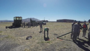 258th ATCS Mobile Air Traffic Control Tower Training in Oregon