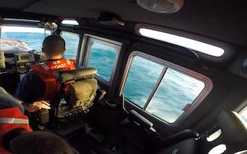 Coast Guard rescues kite surfer in Lake Michigan