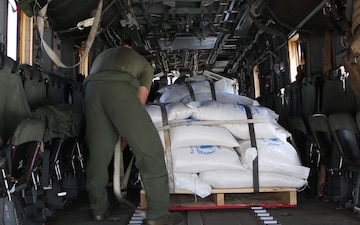 Marines, JTF Matthew end hurricane relief mission in Haiti