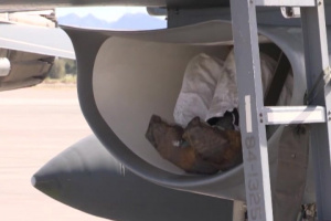 The 162nd Wing Visits Nellis Air Force Base