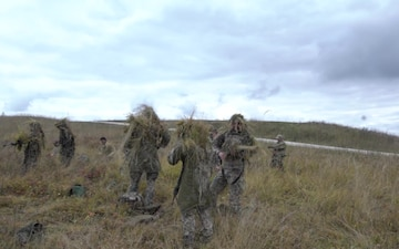 European Best Sniper Squad Competition 2016 Day 4