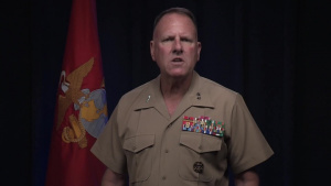 Marine Corps Installations Command Energy Ethos Message