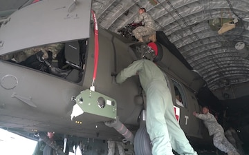 NEW HAWAII ARMY NATIONAL GUARD MEDEVAC UNIT RECEIVES INITIAL HELICOPTERS