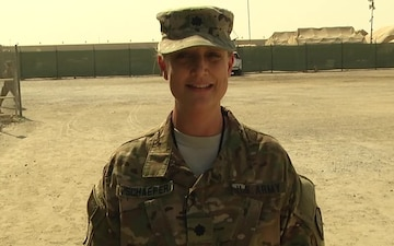 Holiday Shout Outs - LTC Randi Schaefer