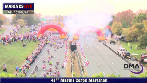 41st Marine Corps Marathon - Pre-Show