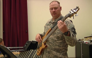 Wyo. Army Guard 67th Army Band Plays Concert in Wheatland