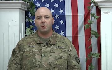 Sgt. Jeremy Bratt