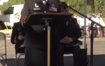Paso Robles Veterans Day Ceremony