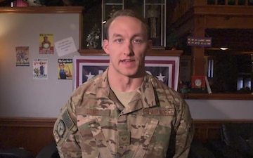 SSgt James Long Holiday Greeting