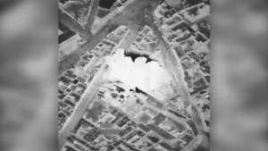 Nov. 5: Coalition airstrike destroys a Da'esh VBIED factory near Tal Afar, Iraq
