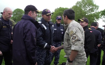 USS Sampson CO discusses role in New Zealand earthquake relief