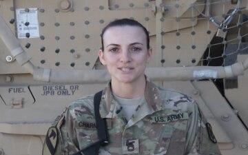 Sgt. 1st Class Lisa Charnock