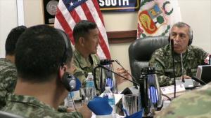 Peru Staff Talks Come to U.S.