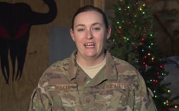 Air Force Master Sgt. Amber Miller