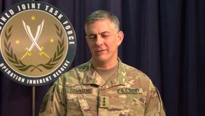 Lieutenant General Stephen J. Townsend