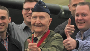 Air Force Report: Candy Bomber