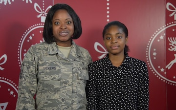 MSgt Dione Vickers