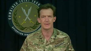 OIR Deputy Commander Provides Counter-ISIL Update