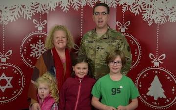LTC Jefferson Wolfe - Holiday Greeting