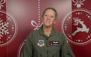 Lt Col Amy Sanderson