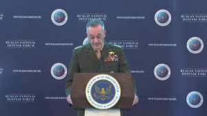 Dunford Addresses Reagan National Defense Forum