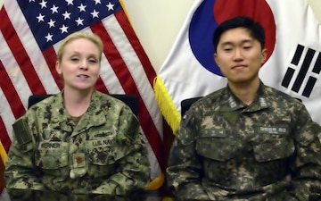 Serving in Korea - Go Navy