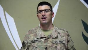 Staff Sergeant Dennis Srijemac