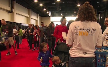 MCM Fitness and Health Expo