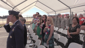 Lieutenant General Gordon Blake Honored with Tower Dedication