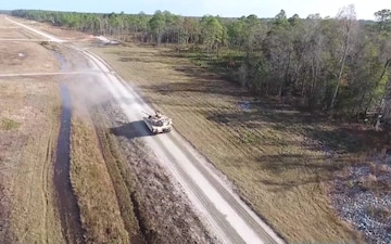 M1A2 Abrams Main Battle Tank Gunnery