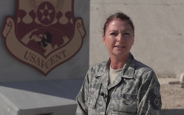 TSgt Stacey Duran Holiday Shoutout